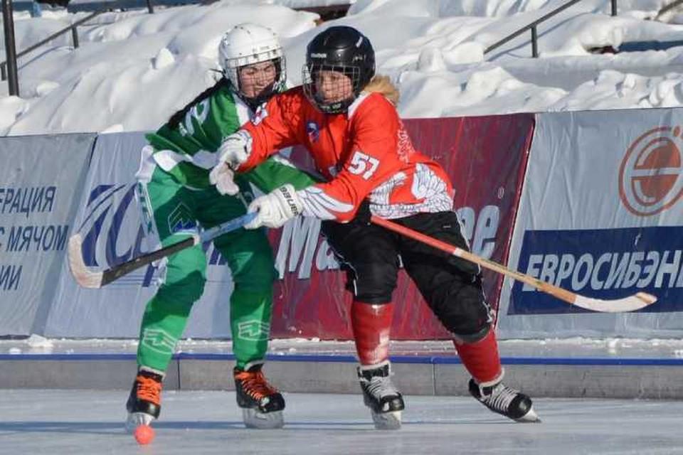 Кубок России по хоккею с мячом среди женских команд пройдет в Иркутске с 24 по 30 ноября