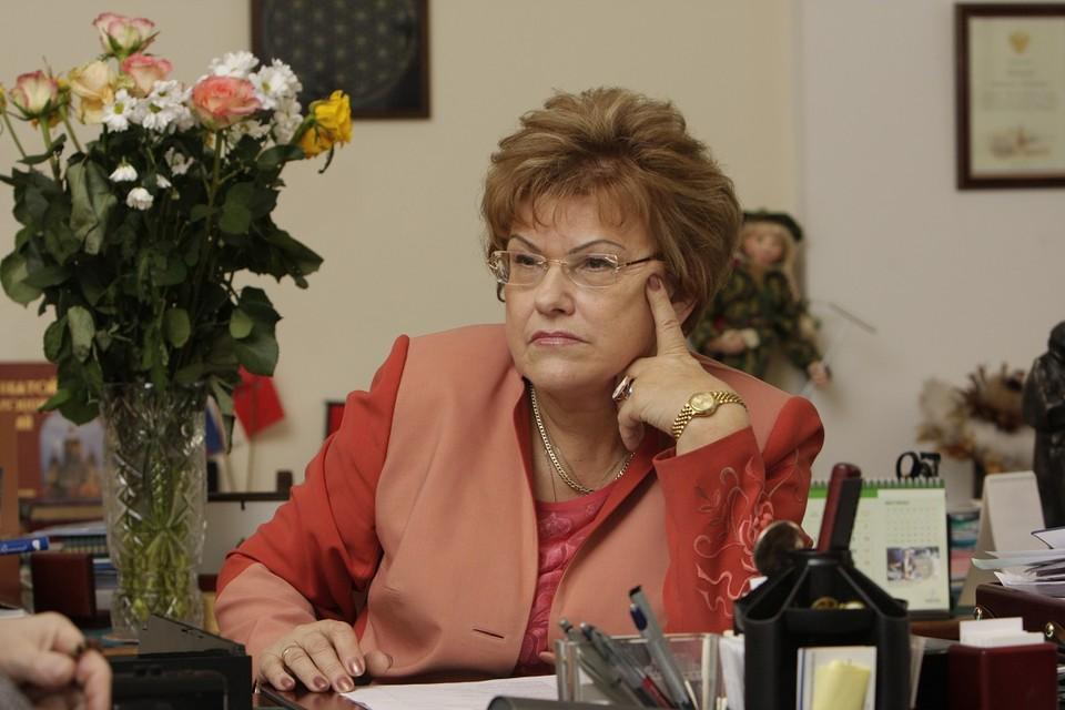 «Комсомольская правда» приносит соболезнования родным и близким Людмилы Алексеевны Вербицкой. Фото: СПбГУ