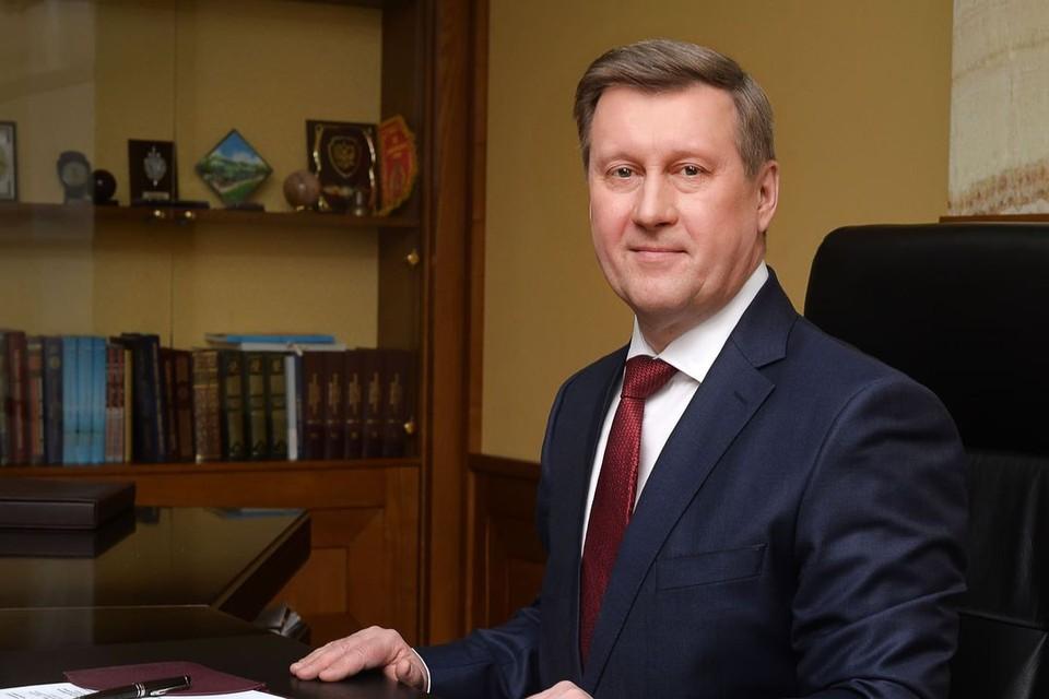 Анатолий Локоть рассказал, как изменится вид города к 2022 году