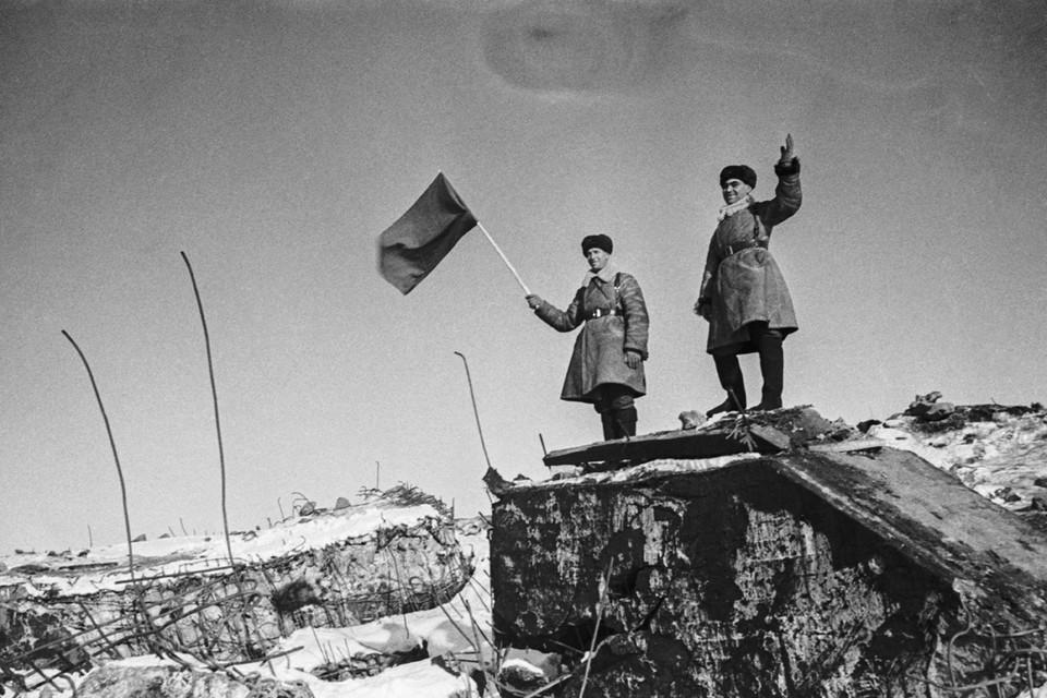 30 ноября 1939 года части Красной армии форсировали реку Сестру и началась война СССР с Финляндией.