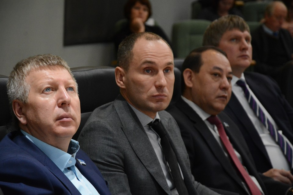 Проект бюджета большинством голосов был принят накануне на заседании Тюменской городской думы. Фото с сайта Тюменской городской думы