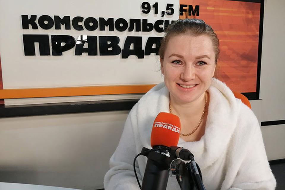 Консультирует врач детской стоматологии «Кристалл» в Иркутске Елена Титова