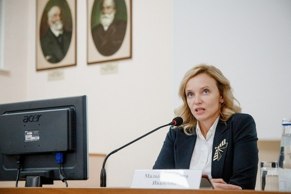 Замгубернатора Кузбасса Елена Малышева ушла в отставку. ФОТО: пресс-служба АКО