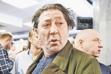 Григорий Лепс: Штангу не жму - еще раздавит