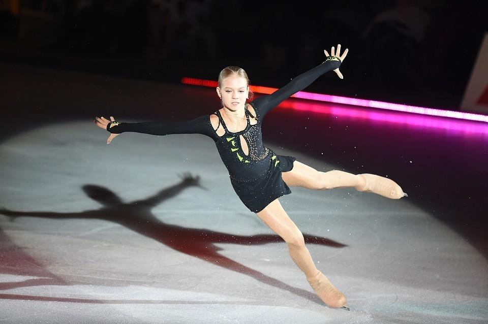 Александра Трусова - одна из фавориток Гран-при