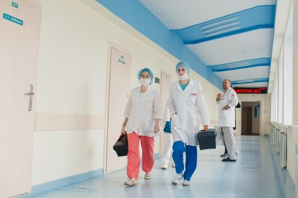 В Хабаровском крае за неделю больше шести тысяч человек заболели ОРВИ