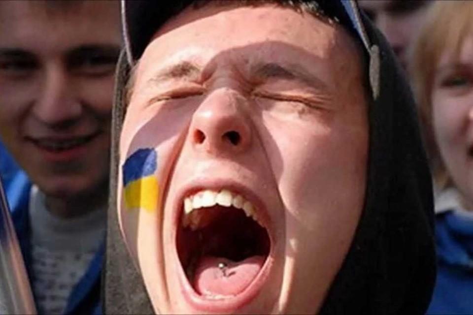 Насаждение «мовы» обернулось кровавым расколом в украинском обществе. Фото: mtdata.ru