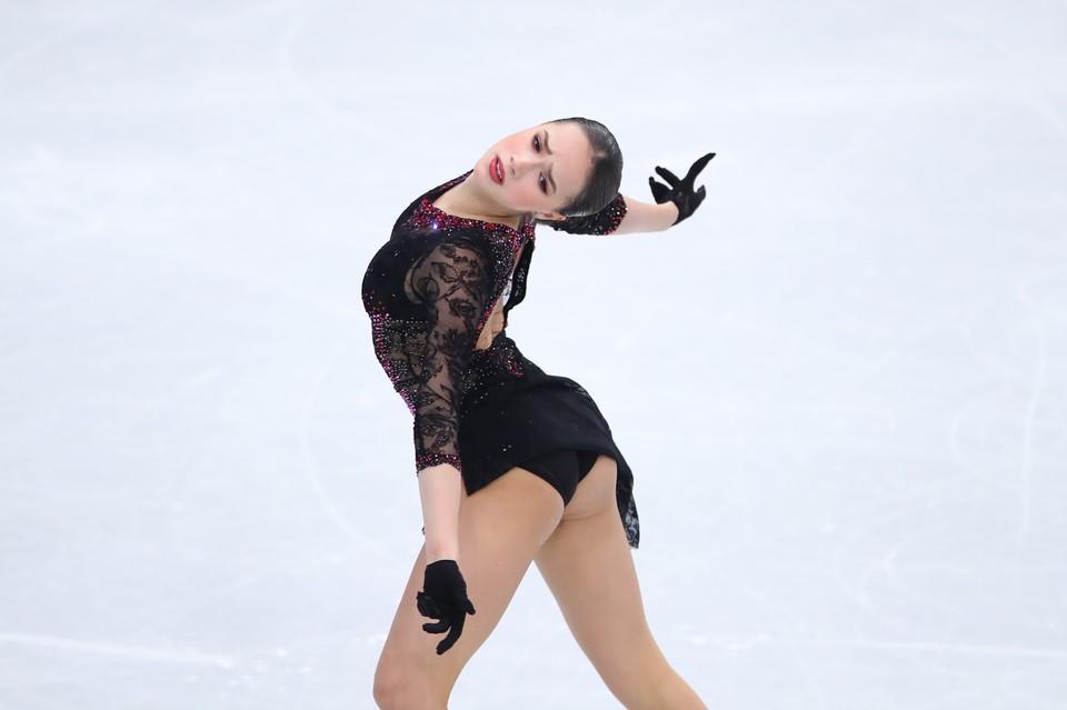 Алина Загитова не выступила в гала-шоу после финала Гран-При.
