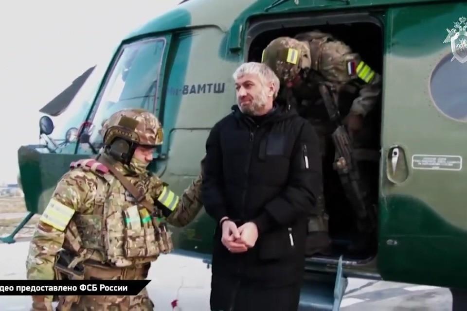Сааду Ахмеднабиев. Фото: ФСБ России