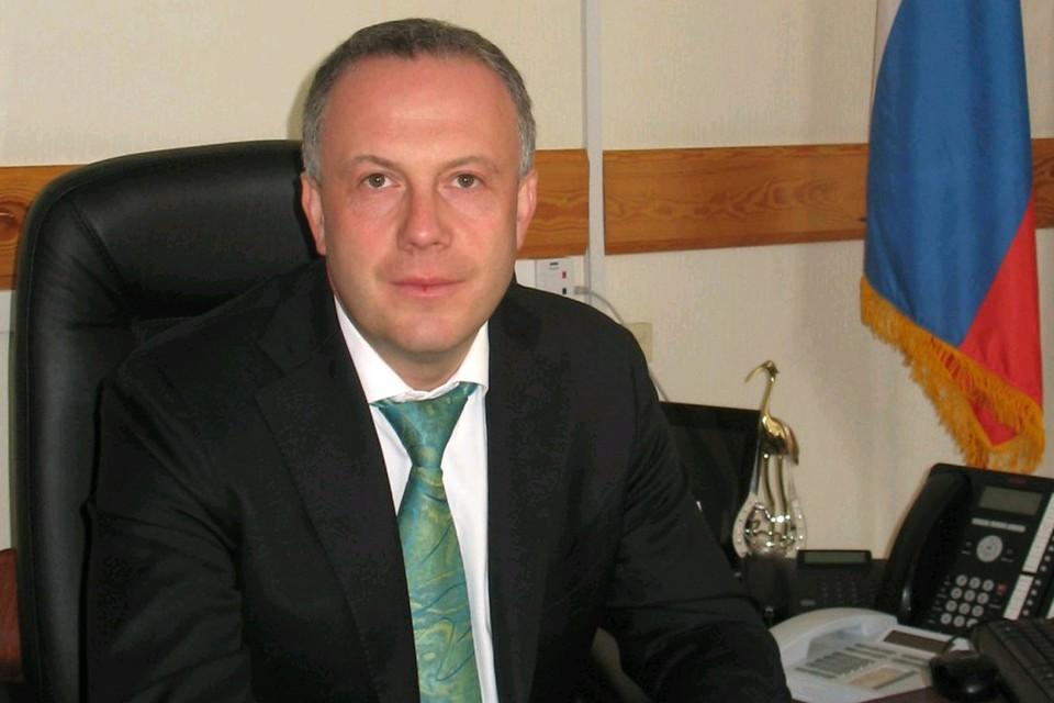 Бывший вице-губернатор Тамбовской области Глеб Чулков. Фото: tambov.gov.ru