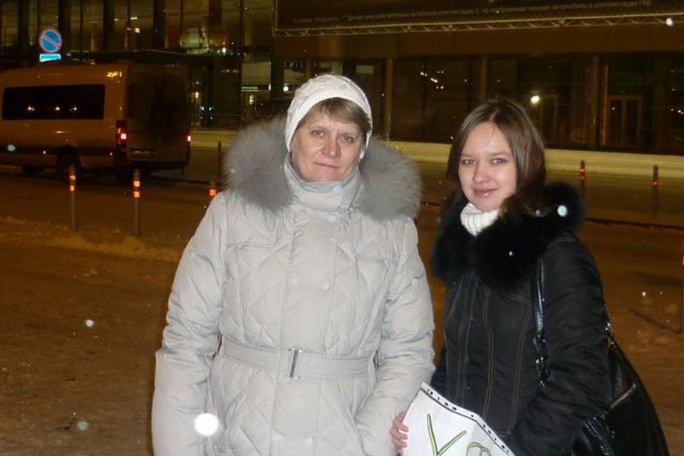 На Наталью Фуфаеву большое впечатление произвела встреча с волонтерами в Екатеринбурге