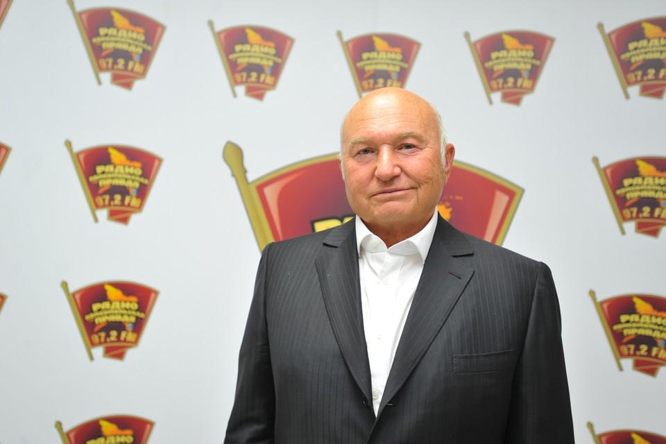 Юрий Лужков умер в одной из больниц Мюнхена