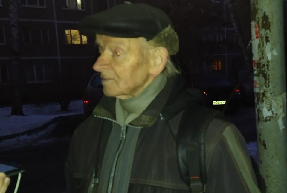 Отец подозреваемого - Александр Могильник