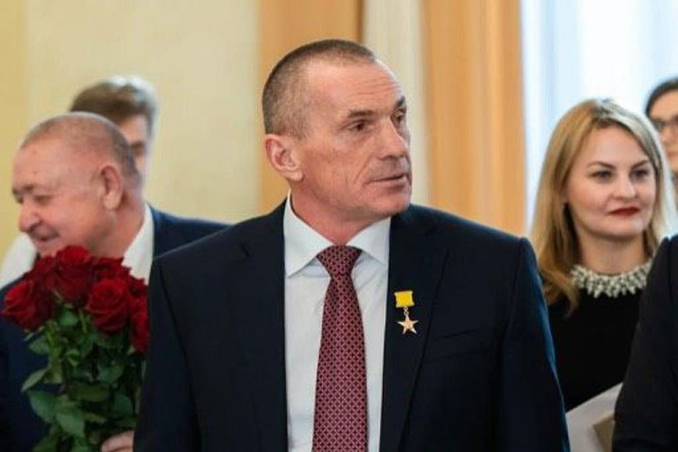 Юрий Иванов.