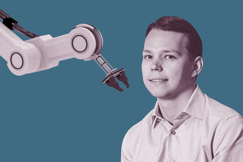 Сколько можно заработать на роботах-сварщиках