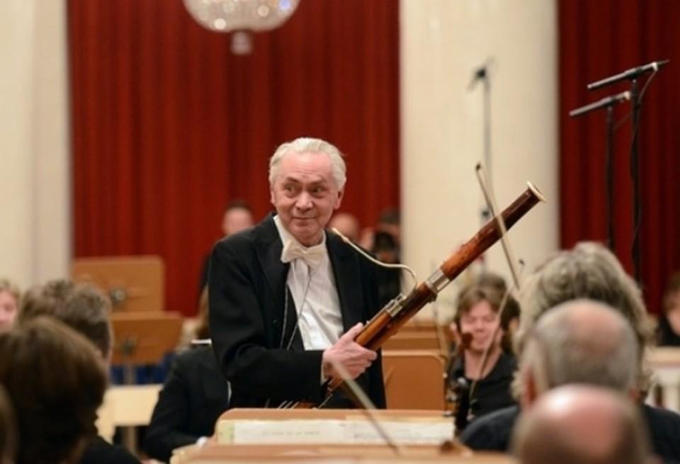 Олегу Талыпину было 90 лет. Фото: пресс-служба Санкт-Петербургской консерватории имени Николая Римского-Корсакова