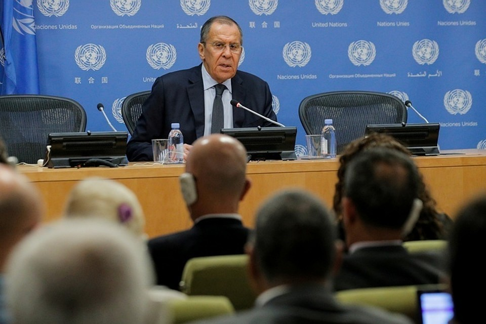 """Лавров рассказал Помпео об итогах саммита """"нормандской четверки"""""""