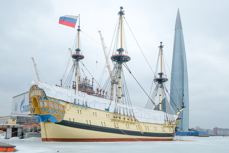 В среду в Петербург вернется зима. Но на один день.