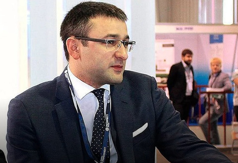 Бывший первый заместитель главы Росгеологии Руслан Горринг. Фото: «Росгеология»