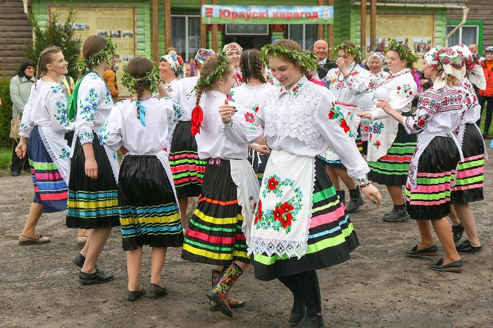«Юрьевский хоровод» включили в список ЮНЕСКО. Фото: ok.ru/pogostkray