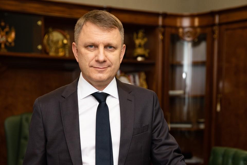Директор Росгосцирка Владимир Леонидович Шемякин. Фото: предоставлено «Росгосцирком».