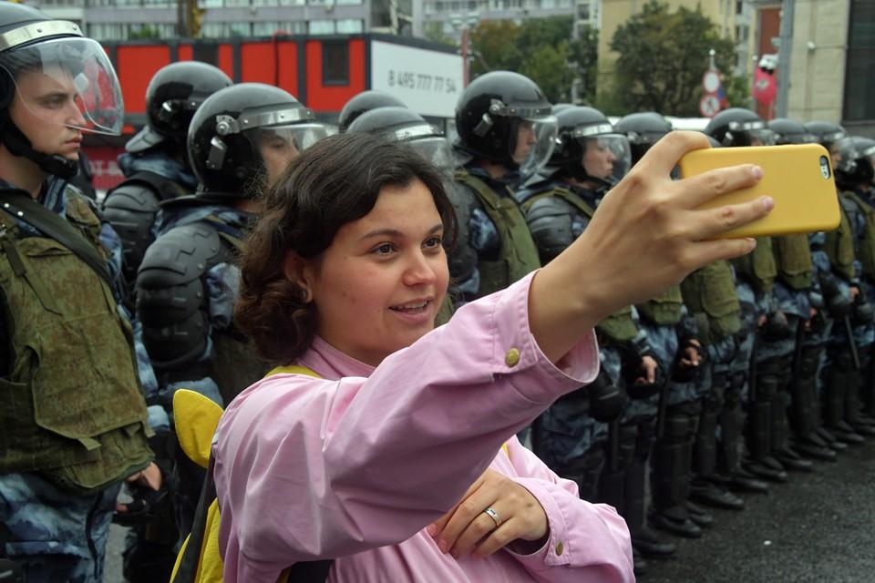 Причины, по которым молодежные протесты в современной России не смогут перерасти во всенародный бунт и смену власти, просты.
