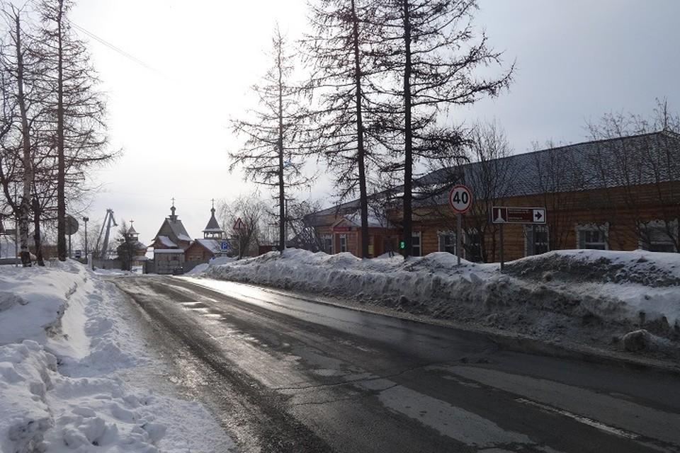 Погода на Ямале 13 декабря: температура воздуха опустится до - 16 градусов