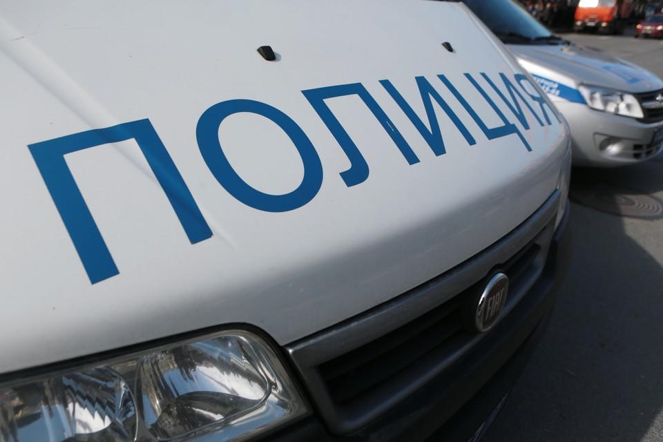 """В центре Петербурга двое водителей напали на """"Газель"""""""