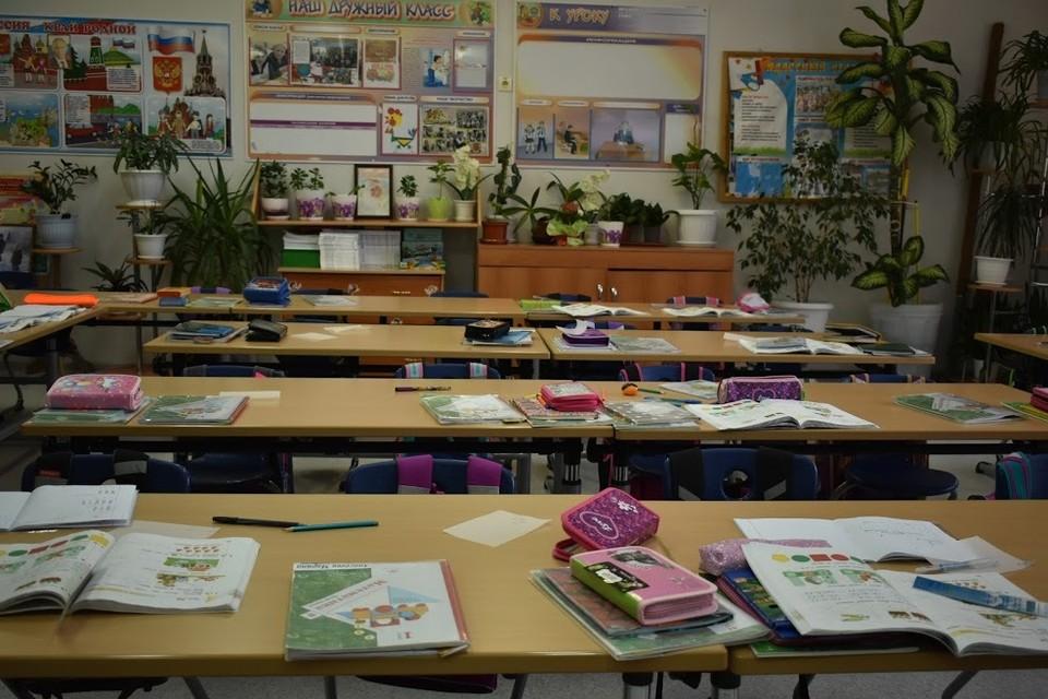 В Ханты-Мансийске одновременно строится четыре школы