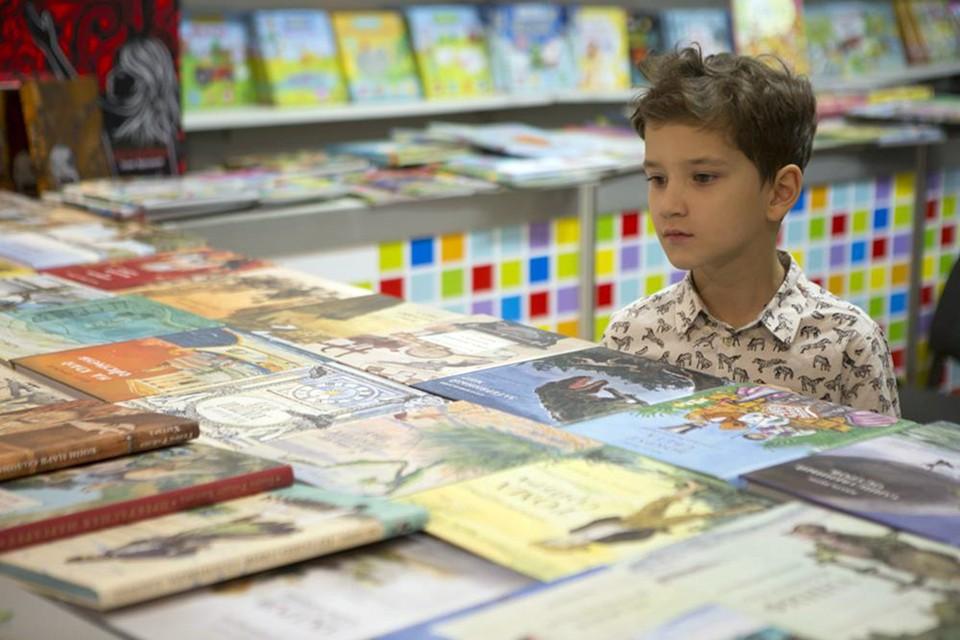 В этом году книжная ярмарка проходила в Гостином дворе. Фото: moscowbookfair.ru