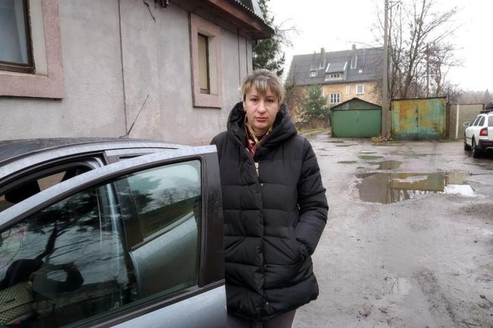 Марина Исаева из дома №80А попала под расселение. Ее квартира также была приобретена в ипотеку.