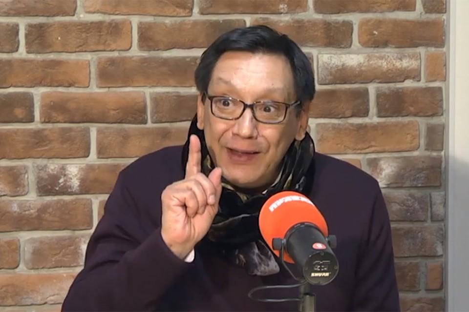 Режиссер Егор Кончаловский в гостях у Радио «Комсомольская правда».