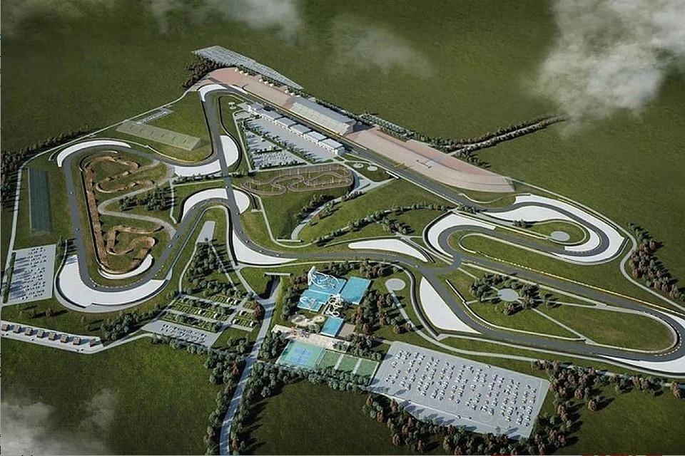 """Трасса """"Игора Драйв"""" получила от FIA омологацию второго уровня. Фото: instagram.comdrozdenko_au"""