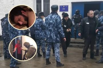 Банда из ста заключенных планировала нападения на силовиков в Дагестане