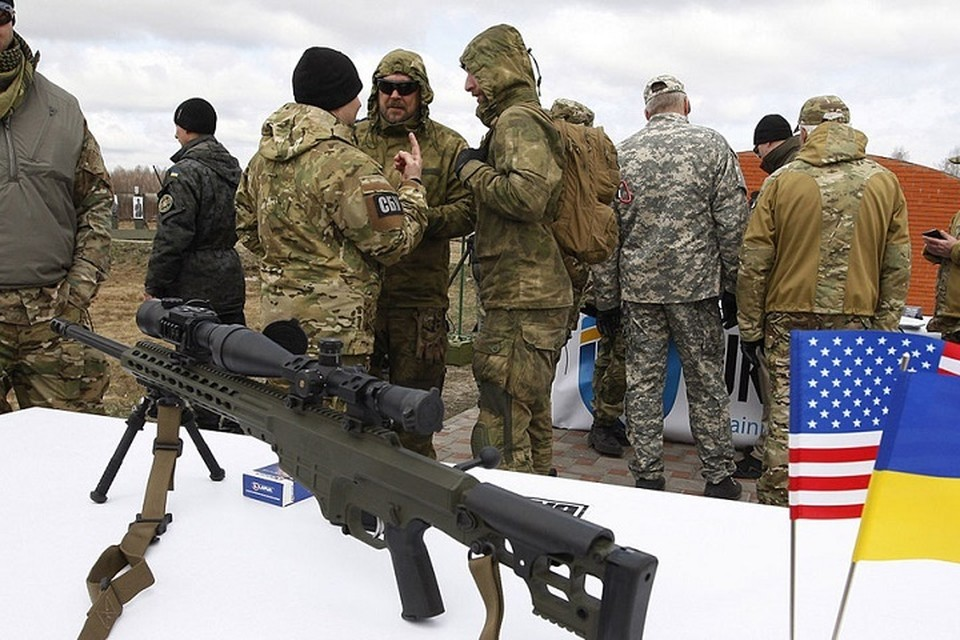 Американцы обеспокоены хищением вооружения. Фото: discred.ru