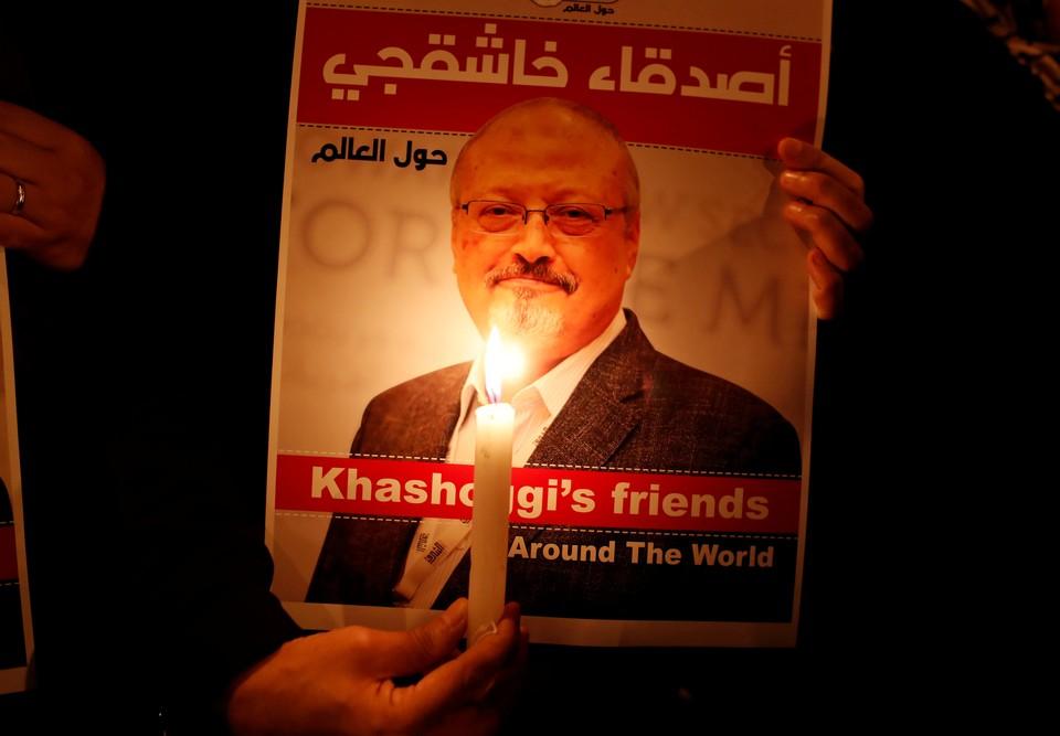 Журналист Джамаль Хашогги был убит в октябре 2018 года в консульстве Саудовской Аравии