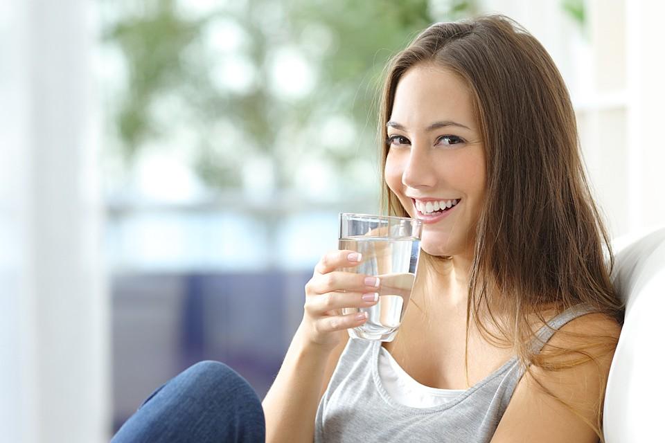 Потребность организма в воде регулируется нашей центральной нервной системой