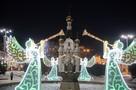 Екатеринбургу сделали необычный рождественский подарок