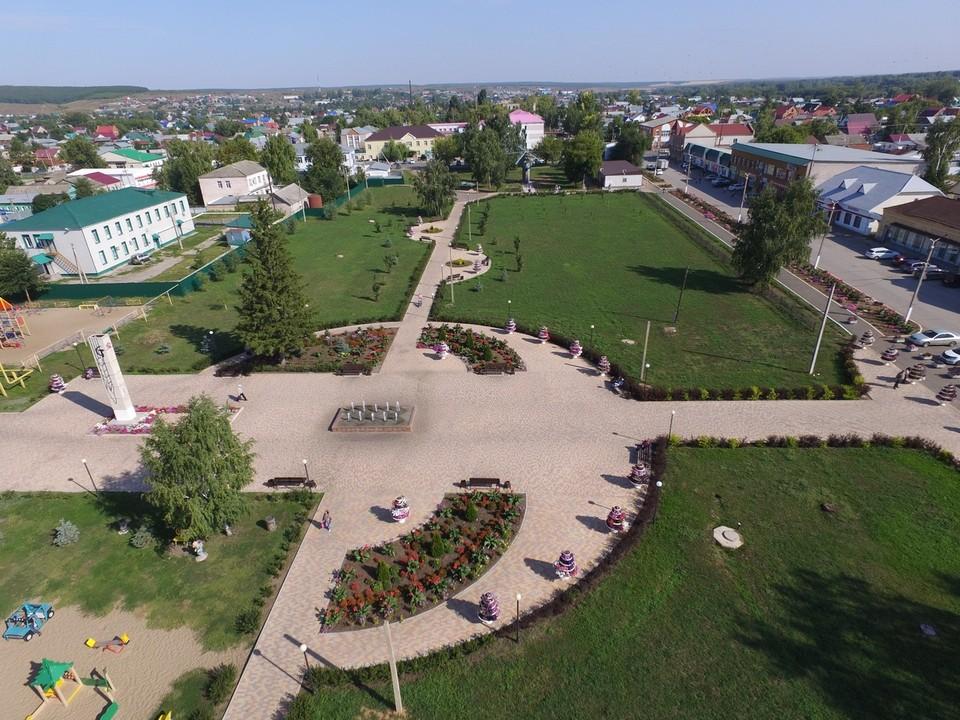 В состав района входят 13 сельских поселений, объединяющих 50 населенных пунктов. Фото: администрация муниципального района Кинель-Черкасский.