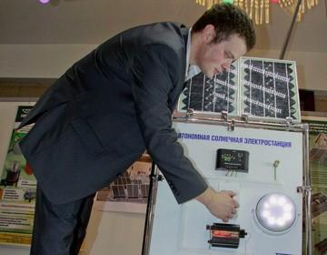 В Ставрополье запустили третью очередь Старомарьевской  солнечной электростанции
