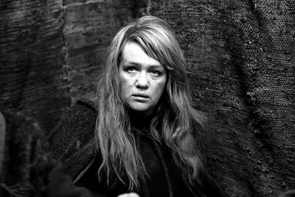 Единственная кинороль, которую ставила себе в зачет Галина Волчек, – это Регана в фильме Григория Козинцева «Король Лир»