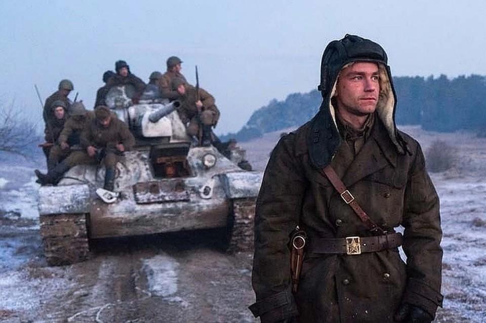 """Военно-приключенческий боевик Алексея Сидорова """"Т-34"""" повествует о побеге танкистов из плена"""