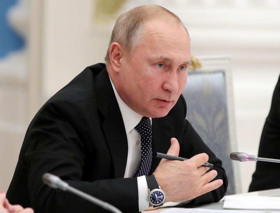 Президент России признался, что очень беспокоится о проблемах в отечественной экономике