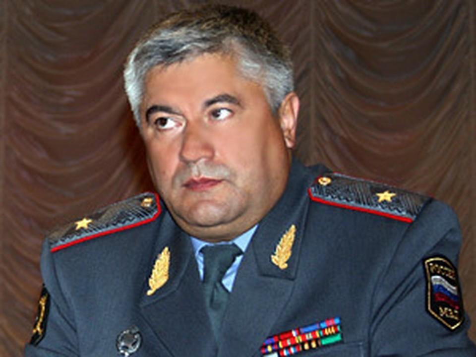 Глава столичного ГУВД Владимир Колокольцев