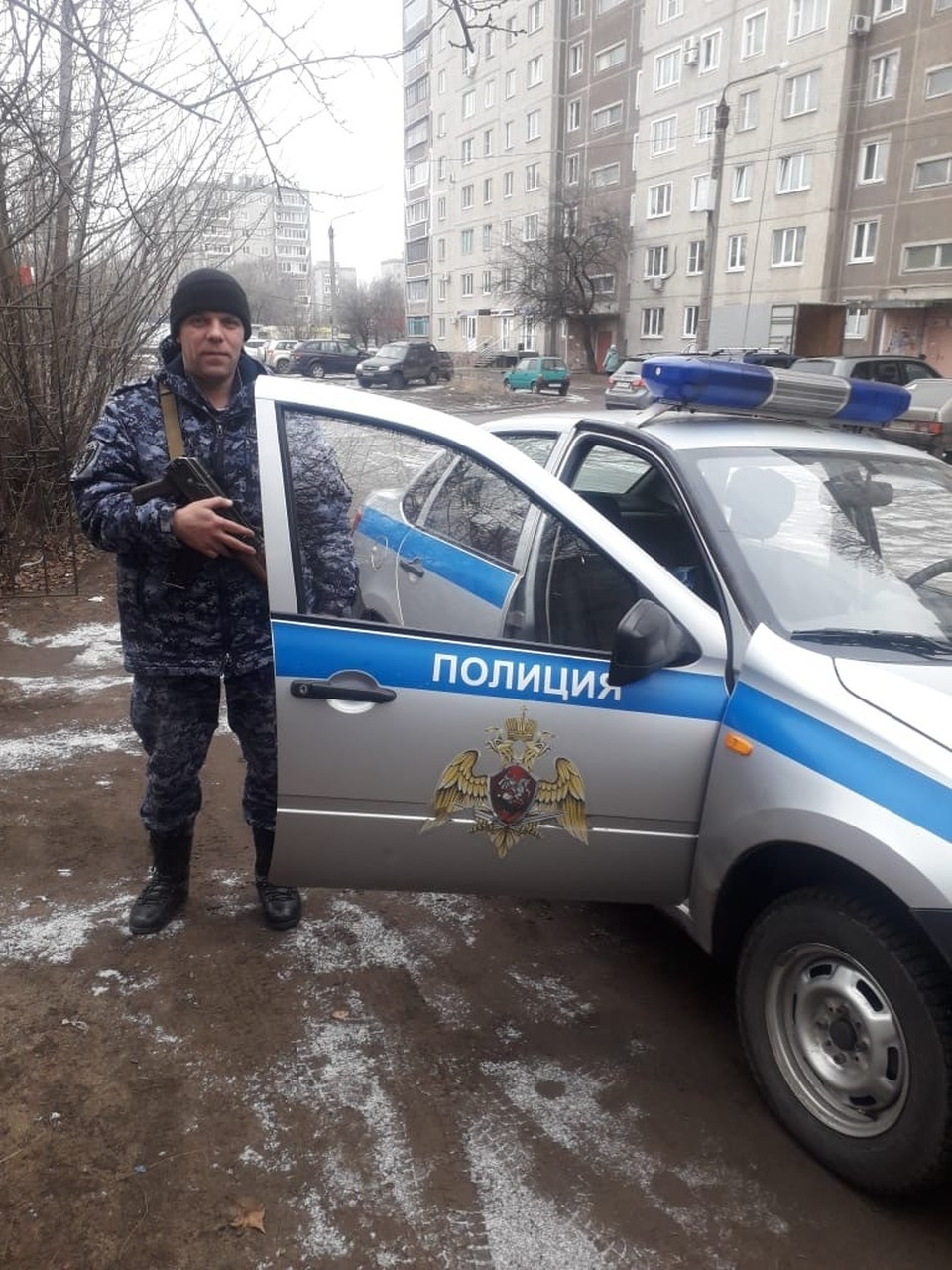 фото предоставлено пресс-службой управления Росгвардии по Воронежской области