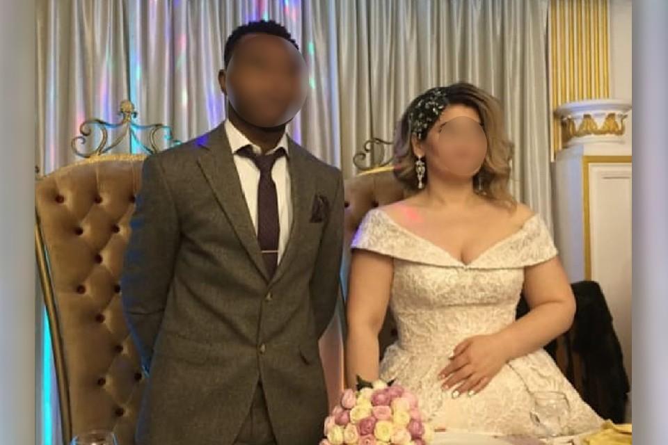 В Дагестане обсуждают свадьбу местной девушки с эфиопом