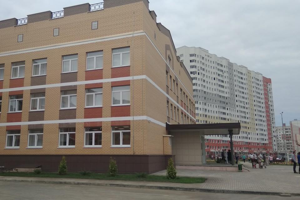 В новых районах Липецка на федеральные деньги построят школу