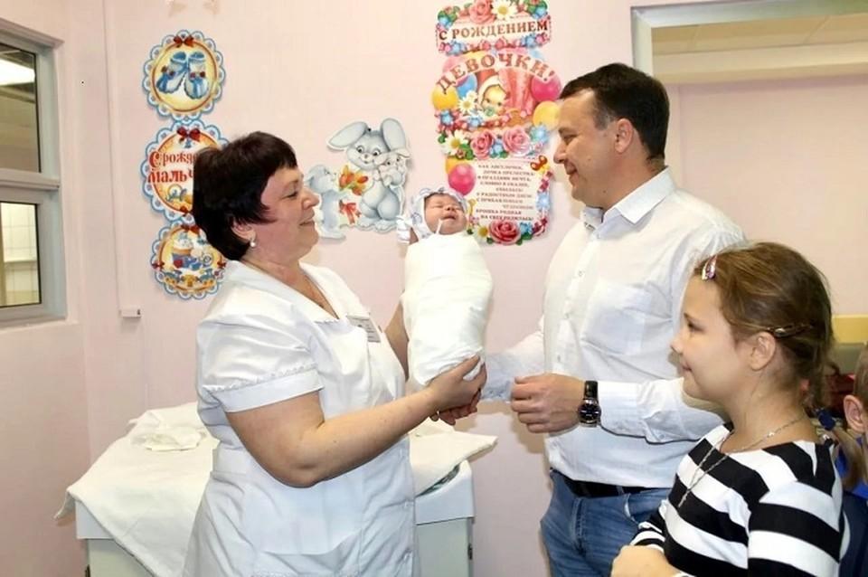 В новогодние праздники на Ямале стало на 138 жителей больше Фото: vk.com личная страничка Дмитрия Артюхова