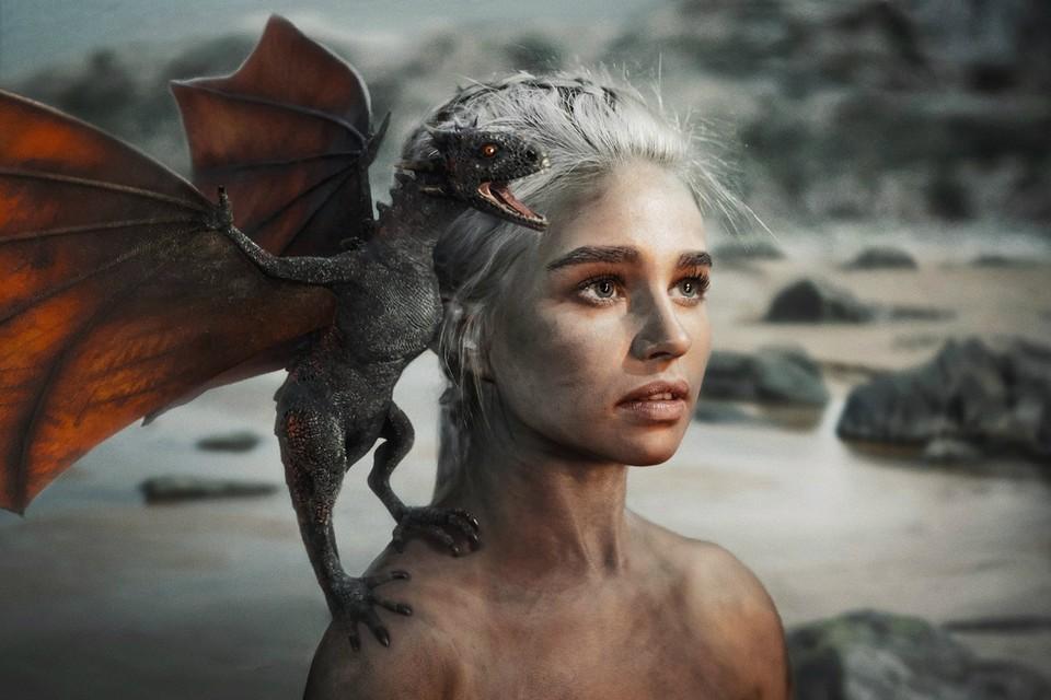 Лучшим фото стал косплей героини известного сериала. Фото: Алеся Удилова