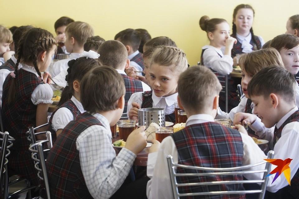 В школах Рязани повысилась стоимость питания.